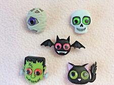Dress It Up Botones Jeepers Peepers ~ ~ ~ Colección de Halloween Ojos Tambaleante