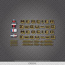0624 Mercier Special Tour De France Bicycle Stickers - Decals - Transfers