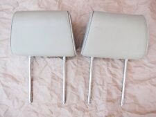 BMW E30 Seat Head Rest Headrest Set 325 325i 325is 325ic 325ix 318i 318is