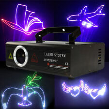 Dmx512 Rgb Animation Laser Projector Light Ilda Dj Party Stage Light Lamp 500mW