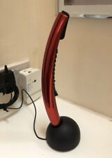 Bang & Olufsen /  BeoCom 2 Cordless Telephone Handset with Charger - Chrome Red