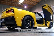 Chevrolet Corvette C7 Stingray ZLR Door Conversion Kit by Vertical Doors Inc slr