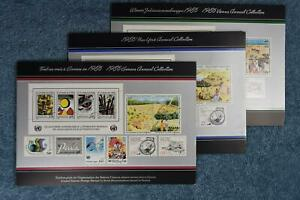 1986 Souvenir Folder Set - With Stamps MNH
