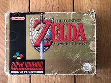 The Legend of Zelda - A Link to the Past - Complete (SNES / Super Nintendo)