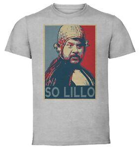T-Shirt Gray - Maglia Grigia - Propaganda Meme - LOL Lillo - So Lillo