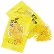 20 bags Organic Chrysanthemum Tea Big Blooming Flower Dry Herbal Health Tea