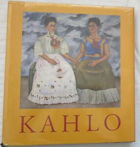 FRIDA KAHLO Book by Luis-Martin Lozano