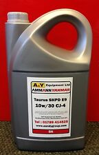 A&Y Taurus SHPD CJ4 10W30 Mid Saps Engine Oil, 5litre