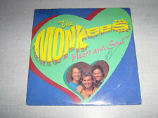 THE MONKEES 45 TOURS UK VINYL ROSE HEART AND SOUL