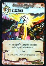 WIZARDS OF MICKEY Zizzania 87/115 IL TORNEO FOIL ITA NEAR MINT