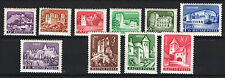 Hungary 1960. Church nice set Mnh (*) Michel: 1650-1659