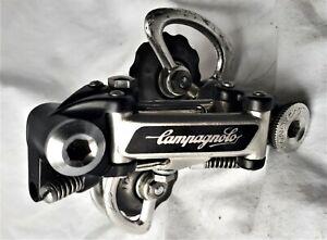 Vintage Campagnolo Super Record Rear Derailleur 2nd Generation 1980 Ergal bolts