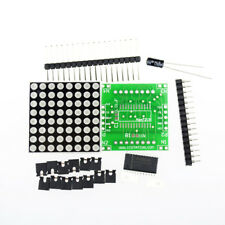 MAX7219 Dot Matrix Module Control Display Module SPI DIY kit Cascade ATF