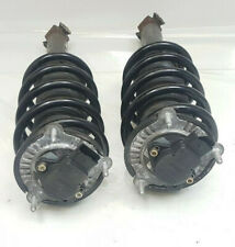 2008 Peugeot 407 Coupe 2.7 v6 HDI Shock Absorber Front Pair L+R Electric