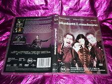 PLUNKETT AND MACLENE-ROBERT CARLYLE DVD PAL REGION 4 MA RATED