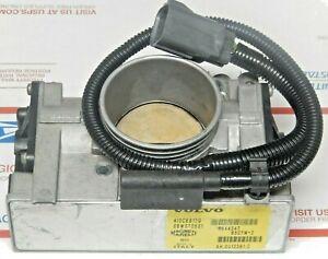 99-02 Volvo S60 S70 Non-Turbo Throttle Body 8644347 Yellow Label 2006 Build