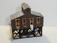 HO Scale Craftsman Kit Coal Tipple