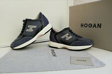 Scarpe HOGAN N.39,5 (5,5) ORIGINALI Interactive Shoes Men Size Uomo BLU