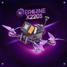 Eachine Wizard X220S FPV Racer Omnibus F4 5.8G 72CH VTX w/ 800TVL CCD Camera ARF