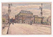 Praha - Národní divadlo (Nationaltheater in Prag)