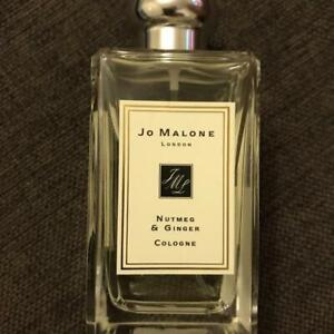 Jo Malone Nutmeg & Ginger Authentic Cologne 100 ML 3.4 Oz New With Box
