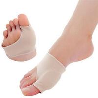 1 Paio di cuscini Alluce valgo protezione correttore piede analgesico B gf