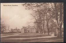 Lincolnshire Postcard - Belton House, Grantham     RT1401
