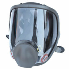 Full Face Gas Mask Facepiece Respirator Painting Spraying for 3M 6800 Large Size