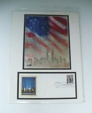 USPS Pictorial Postmarks 2002 We The People Remembering The Heroes Of 2001