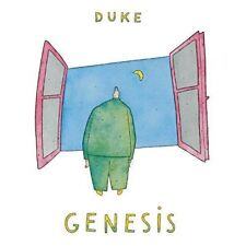GENESIS DUKE 2007 REMASTER & STEREO MIX CD NEW