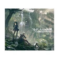 NieR: Automata original game soundtrack OST 3 CD disc NEW & SEALED
