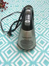 Hamilton Beach 6-Speed Hand Mixer, Black, Tested