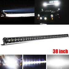 "CoLight 38"" 40"" LED Light Bar Super Slime Newest 6D 108W 21600LM Fog Snow Lamp"