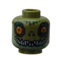 Lego Kopf weiss zwei Gesichter 3626cpb0638 The Joker Batman grinsend Neu