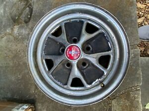 ORIGINAL Ford Mustang GT Wheels  with center caps 1965–1966  14 in.