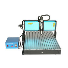EFL 110V 1500W 3 AXIS CNC6090 Router Engraving Drilling Milling Machine USB Port