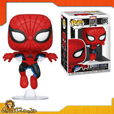 Funko Pop 46952 Marvel 80th First Appearance Spider-man