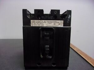 I-T-E #EH3B015 15A 480V 3-POLE CIRCUIT BREAKER