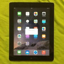  APPLE IPAD 3 32 GB 3g Cellular WIFI TABLET EBOOK READER originale usato