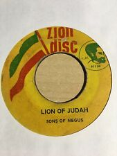 Ras Michael Sons of Negus - King's Highway / Lion of Judahl Zion Disc mp3 Listen