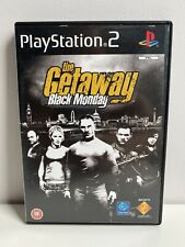 PLAYSTATION 2 PS2 THE GETAWAY •BLACK MONDAY• 100% COMPLETE PAL