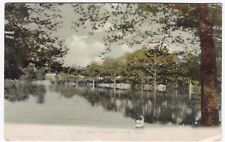 Hampshire; The Lake, Chandle's Ford PPC Winchester 1905 PMK