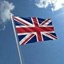 5ft X 3ft Union Jack Great Britain Flag United Kingdom UK Flag Double Stitched