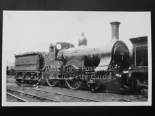 Old Steam Locomotive No.423 RP Ken Nunn Photocard
