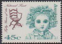 1995 Australia Post - Design Set - MNH - Decimal - National Trust 50 Years