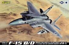 Great Wall Hobby L4815 1/48 F-15B/D Israeli Air Force & USAF 2 in 1 kit