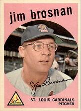 1959 Topps 194 Jim Brosnan NM #D325139
