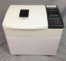 Panasonic Bread Maker Machine Model Sd-Bt55P w/ Yeast Dispenser Tested & Works!