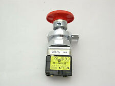 40102-102, 30.5mm Emergency Stop Button with Lockout Feature
