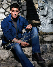 (JENSEN ACKLES)** SUPERNATURAL**  (*DEAN*) Autographed 8x10 Glossy RP